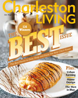 Charleston Living Magazine July-August 2017