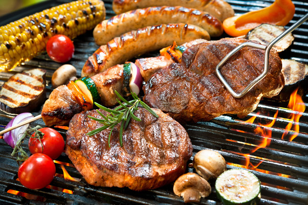 Bbq With Better Food Choices  >> Healthy Summer Barbecue Choices