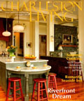 Charleston Living magazine July-Aug 2012