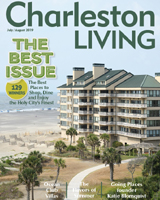 Charleston Living Magazine July-Aug 2019