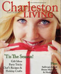 Charleston Living magazine Nov-Dec 2011