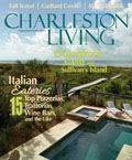 Charleston Living Magazine Sept-Oct 2015