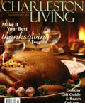 Charleston Living magazine Nov-Dec 2012