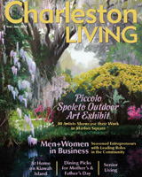 Charleston Living Magazine May-June 2019