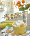 Charleston Living Magazine July-Aug 2015