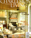 Charleston Living magazine July-Aug 2013