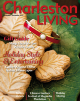 Charleston Living Magazine Nov-Dec 2019